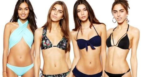 asos bikinis 2014