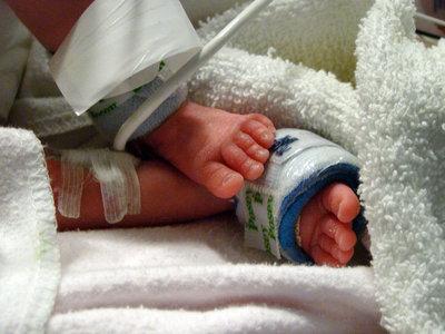Cuando tu bebé nace prematuro y nada es como esperabas
