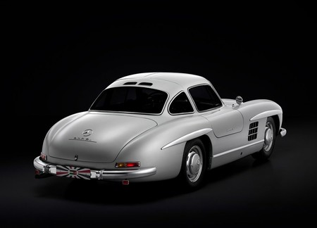 Mercedes Benz 300 Sl Gullwing 1954 1024 12