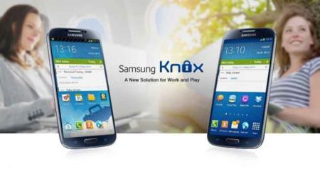 Samsung KNOX 2.0, así es la renovación de la suite para entorno empresarial de Samsung