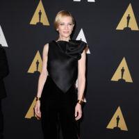 Quiénes sois vosotras y qué habéis hecho con Cate Blanchett