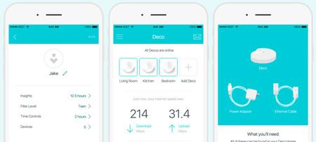 Deco M5 App