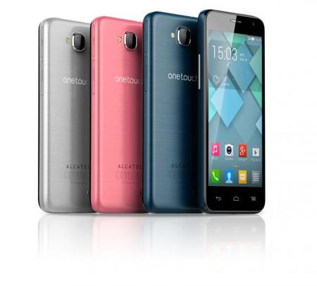 Alcatel One Touch Mini Idol Colores Telcel