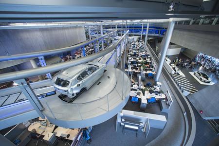 BMW Planta