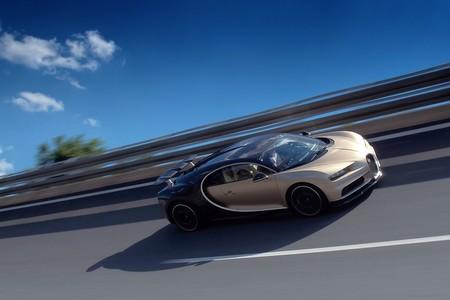 Bugatti Chiron Andy Wallace 5