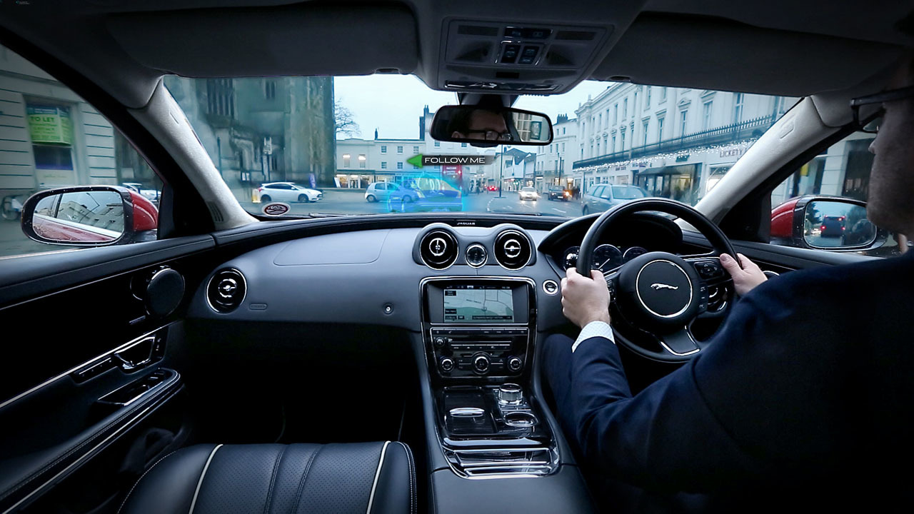 Foto de Jaguar Land Rover Urban Windscreen (1/4)