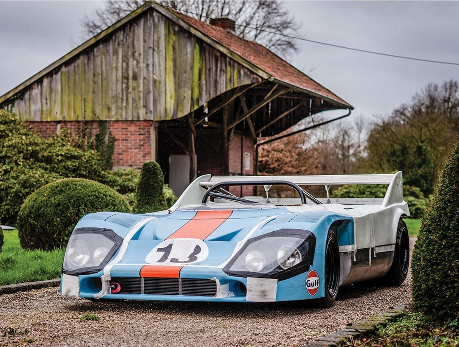 Foto de Prototipo Porsche 917/10 Spyder (8/12)