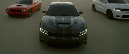 Dodge pone al volante del Challenger Hellcat y otras pequeñas bestias a Vin Diesel y este es el resultado