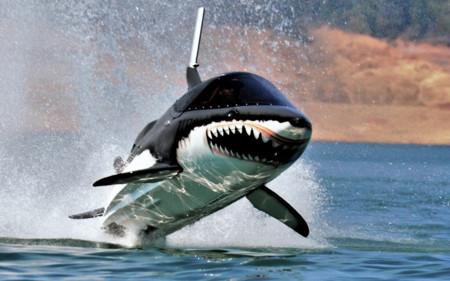 Seabreacher, la espectacular moto acuática con aspecto de pez capaz de sumergirse y saltar