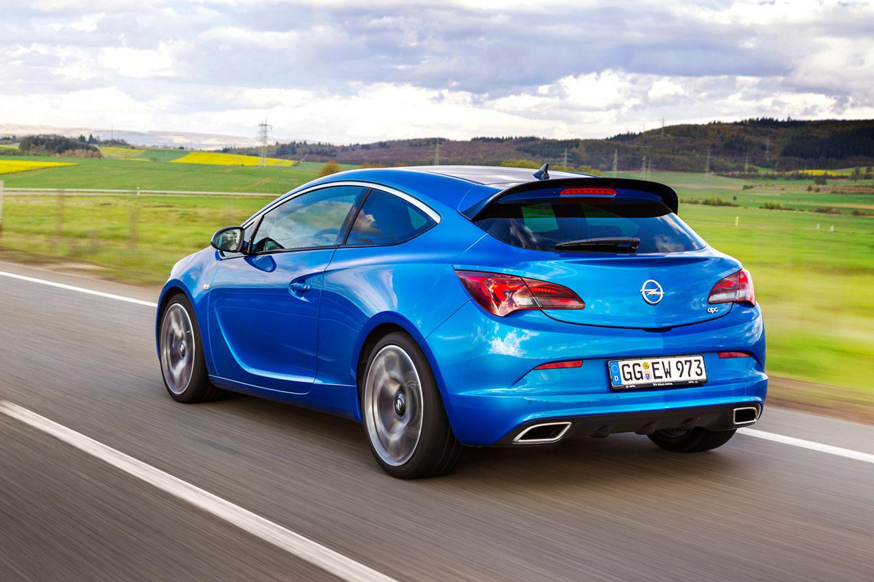 Foto de Opel Astra OPC (28/46)