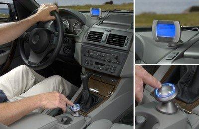 Escucha tu Ipod en el coche
