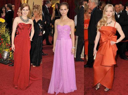Las invitadas a los Oscar's 2009 (II)