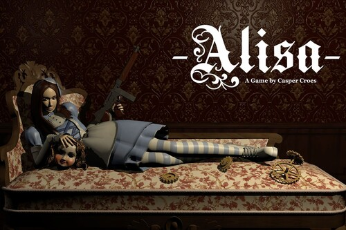 Alisa, un inquietante mundo de marionetas con reminiscencias al Resident Evil de 1996 y a la Alicia más oscura de Jan Svankmajer