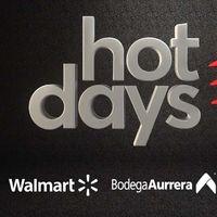 """Hot Days, la respuesta de Walmart México al Hot Sale con 11 días de """"ofertas"""" en tienda física y en línea"""