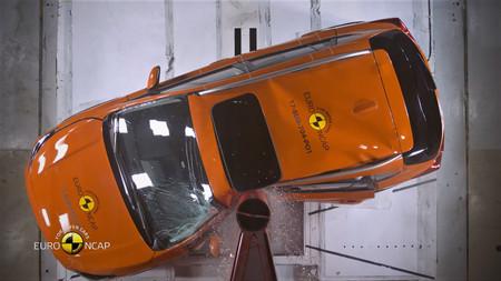Los coches más seguros del año, según Euro NCAP