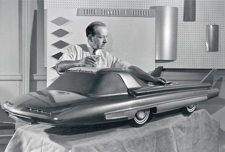 Coches Nucleares Ford Nucleon 1