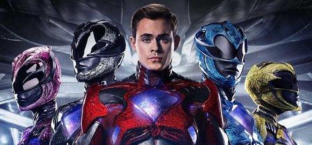 No solo moda: Go, go, Power Rangers!
