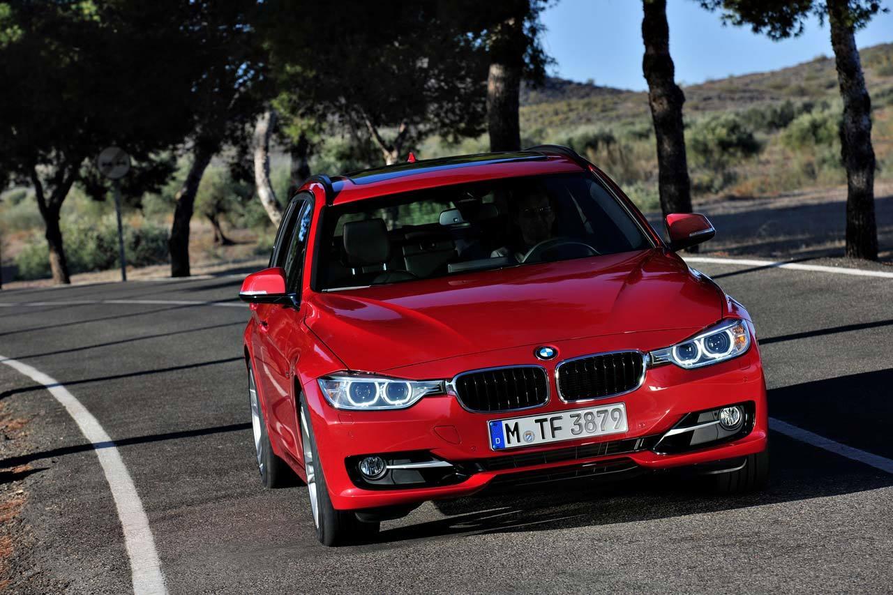 Foto de BMW Serie 3 Touring 2012 (22/43)