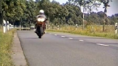 Honda CB900F Bol D'or, el amor de Jan Rosanka