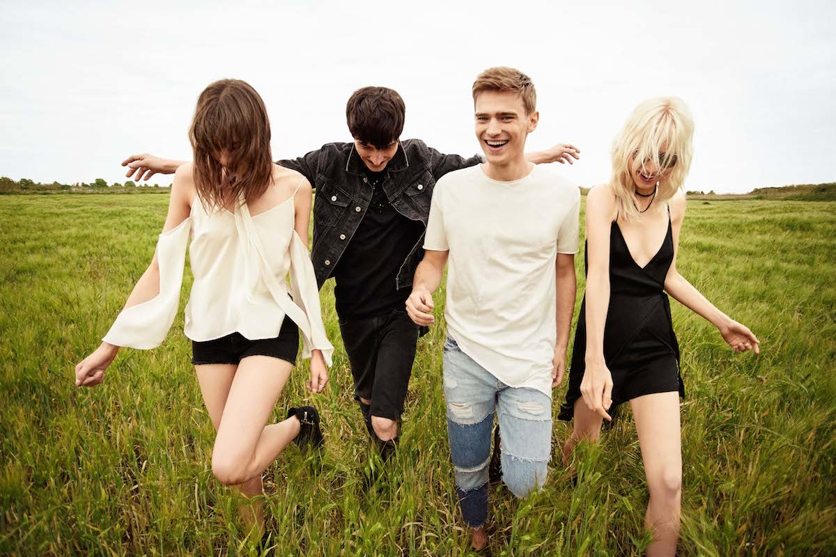 Foto de Bershka Festivals lookbook (8/13)