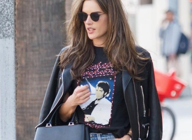 Cómo llevar los jeans rotos esta temporada: Alessandra Ambrosio y Sofía Vergara nos dan todas las pistas