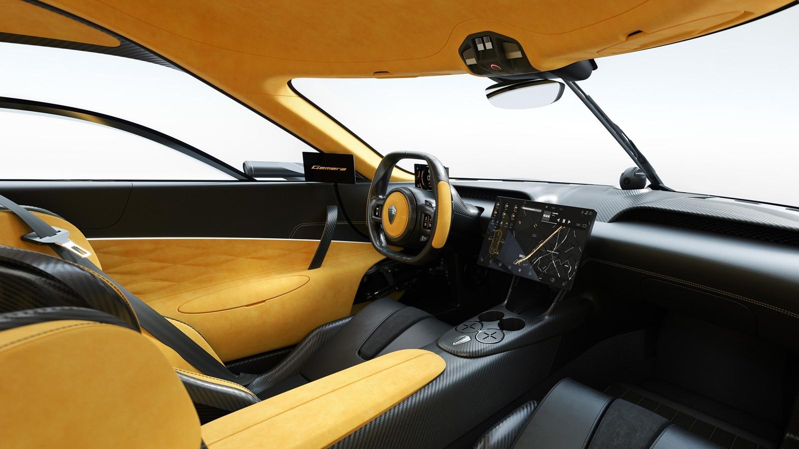 Foto de Koenigsegg Gemera 2021 (7/11)