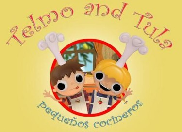 Telmo y Tula: recetas para pequeños cocineros