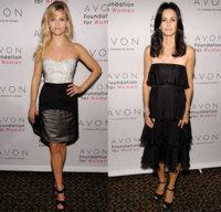 Las celebridades en la gala benéfica de Avon