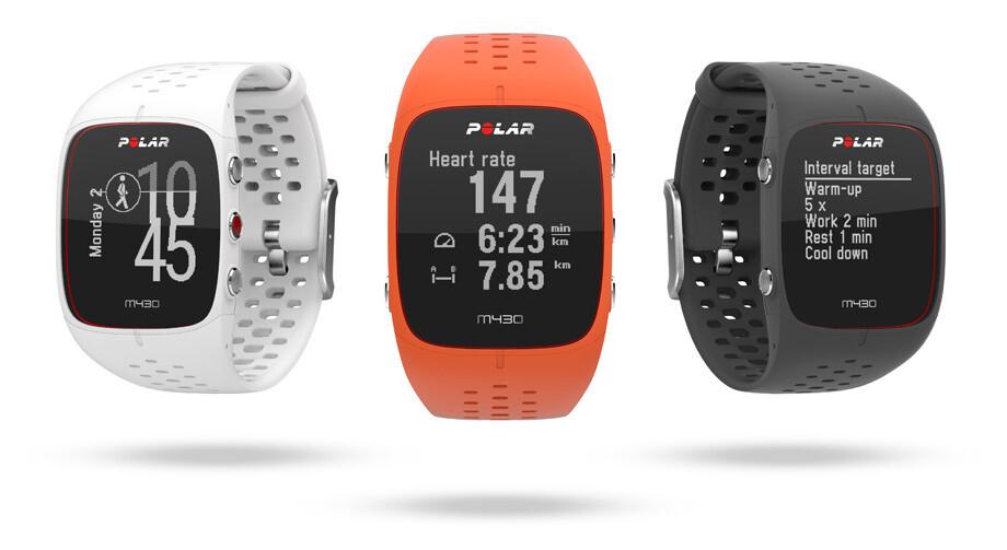 Polar M430, un reloj deportivo con pulsómetro integrado, con el 50% de descuento en Amazon