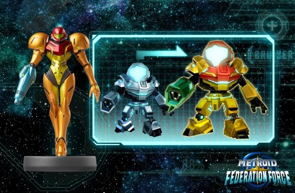 Foto de Amiibos Metroid Prime: Federation Force (3/4)
