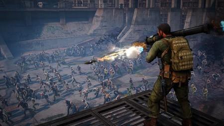 Todas los detalles del modo multijugador cooperativo de World War Z en un completo gameplay
