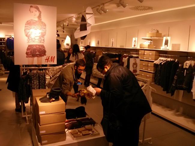 Foto de Isabel Marant para H&M: el día de la venta (1/13)