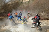 Bassella Race, la gran fiesta del enduro con más de 900 motos