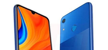 Una imagen filtrada del futuro Huawei Y6s desvela su diseño y algunas características