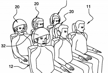 La idea de Airbus para soportar un vuelo es hacerte creer que no estás volando