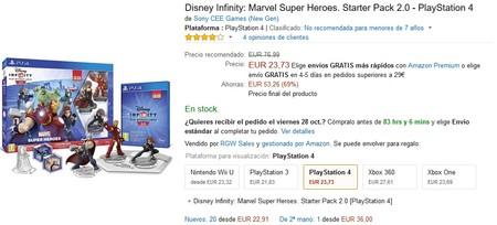 Disney Infinity Amazon
