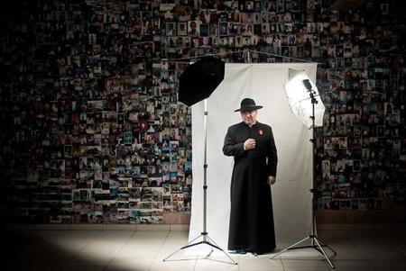 Alexandre Severo, fotografía de estudio para reportaje social