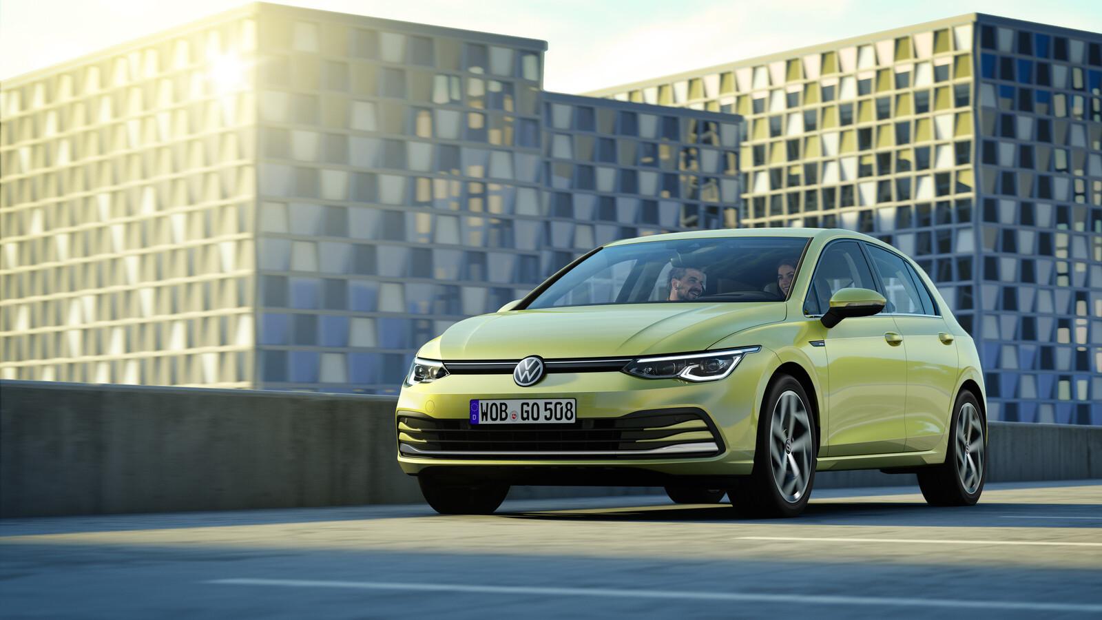 Foto de Volkswagen Golf Style (1/57)