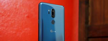 LG G7 ThinQ, análisis: el precio opaca al mejor sonido del mercado y a una de las cámaras más creativas