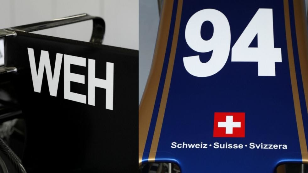 Foto de Nuevos números en los Fórmula 1 (4/7)