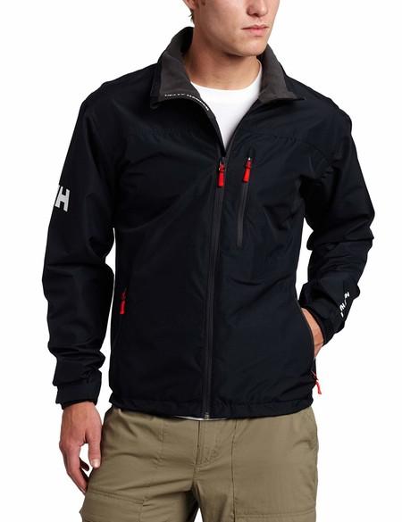 Oferta del día en la chaqueta Helly Hansen Jacke Crew: hasta medianoche cuesta 62,99 euros con envío gratis en Amazon