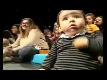 Vídeo: conciertos para bebés