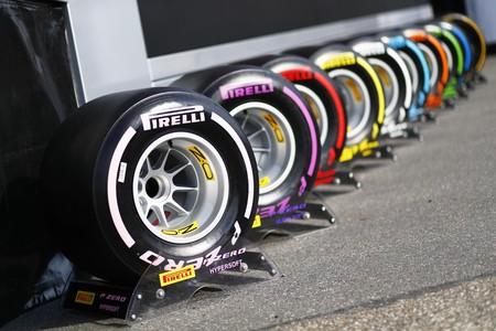Se busca fabricante de neumáticos de 18 pulgadas para la Fórmula 1