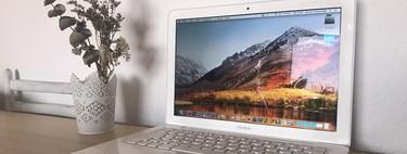 He metido un SSD en un MacBook blanco de 2010 y es lo mejor que le ha pasado