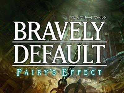 Anuncian Bravely Default Fairy's Effect, pero es un título para Smartphones