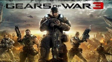 Gears of War 3 ya a la venta
