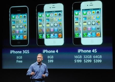 Los anteriores iPhone, rebajados