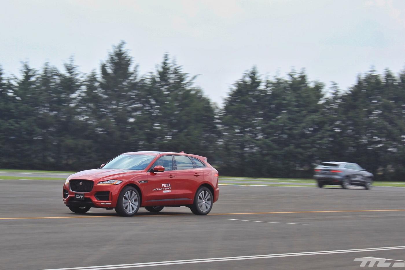 Foto de Jaguar F-Pace (7/13)