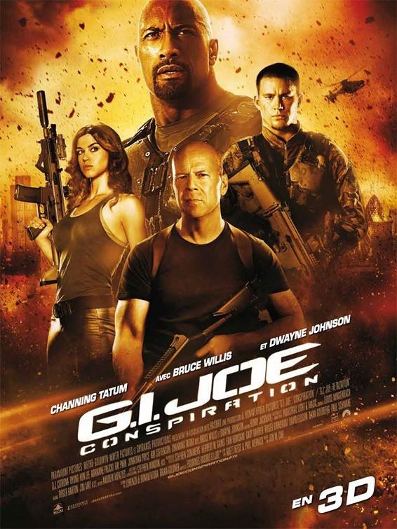 Foto de Todos los carteles de 'G.I. Joe: La venganza' (23/25)