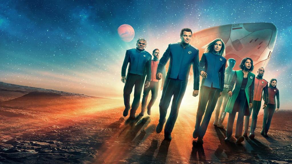 'The Orville': la serie del creador de 'Padre de Familia' que es un sensacional homenaje a 'Star Trek' y su legado
